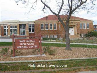 Mari Sandoz High Plains Heritage Center - Popular Nebraska Travels Attraction
